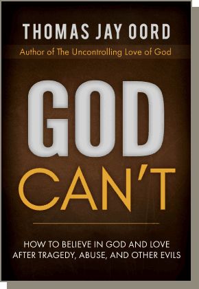 Book: God Can't