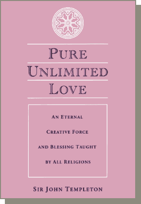 Book: Pure Unlimited Love