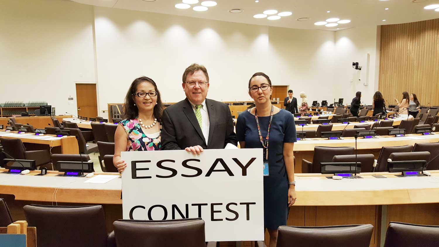 the institute for research on unlimited love youth essays at the un un essay contest photo